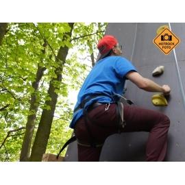 Zábavná atrakce - horolezecká stěna