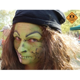 Facepainting - malování na obličej