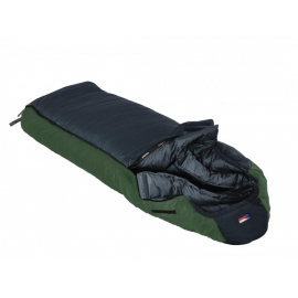 Spacák PRIMA LHOTSE 230 Comfortable černý levý zip
