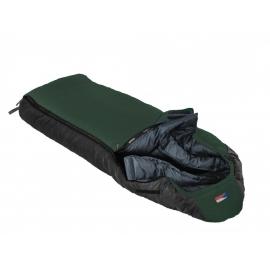 Spacák Prima Lhotse 230 Comfortable, zelený, levý zip