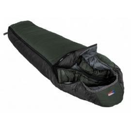 Spacák Prima Makalu Short 180/75, zelený, levý zip