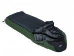 Spacák Prima Manaslu 230 Comfortable, černý, levý zip