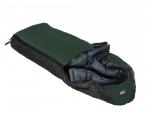 Spacák PRIMA MANASLU 230 Comfortable zelený levý zip - délka: 230 cm, šířka: 90/90 cm, max. výška postavy: 195 cm