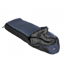 Spacák Prima Makalu 230 Comfortable, modrý, levý zip