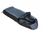 Spacák PRIMA MANASLU 230 Comfortable šedý levý zip - délka: 230 cm, šířka: 90/90 cm, max. výška postavy: 195 cm