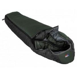 Spacák Prima Makalu 200, zelený, pravý zip