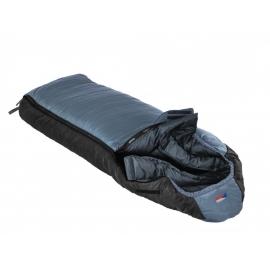 Spacák Prima Annapurna 230 Comfortable, šedý, levý zip