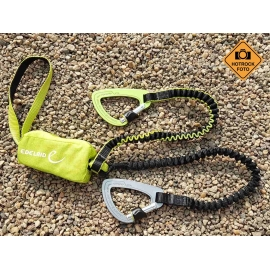 Tlumič pádu Edelrid Cable Kit Ultralite 5.0