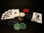 Vánoční večírek Casino
