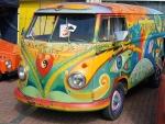 Firemní hippie večírek