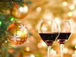 Vánoční večírek na lodi