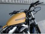 Jízda na Harley Davidson - zážitky Praha