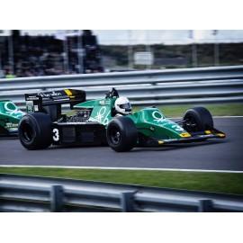 Závody formule 1 - indoor teambuilding