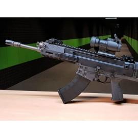 Střelba z útočné pušky CZ BREN 2