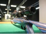 Střelba z malorážky s optikou