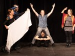 Divadelní teambuilding - firemní akce Ústí nad Labem
