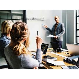 Prezentační dovednosti - firemní vzdělávání, školení pro zaměstnance