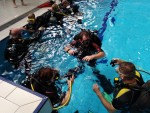 Potápění v potápěčské věži