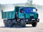 Tatra 815 versus Bagr