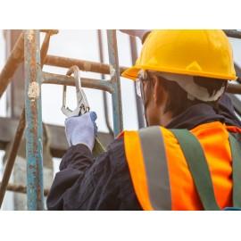 Výškový pracovník využívající OOP