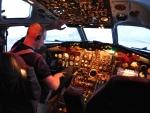 Pilotem simulátoru dopravního letadla
