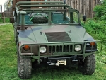 Humvee - vojenský speciál
