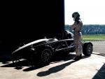 Jízda v super rychlém autě - Ariel Atom