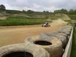 Jízda v závodní buggy