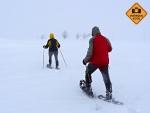 Chůze na sněžnicích