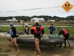 Kurz raftingu na divoké vodě