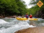 Kurz jízdy na kanoi