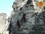 Kurz lezení na pískovcích