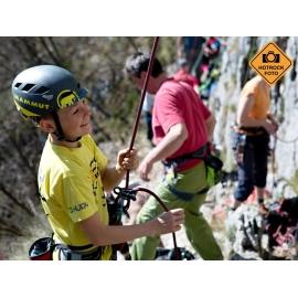 Kurz skalního lezení