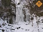 Kurz lezení ledů