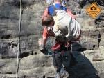 Kurz vertikální záchrany