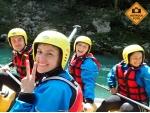 Rafting a via ferraty ve Slovinsku