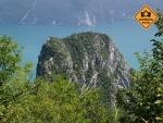 Ferraty nad jezerem Lago di Garda