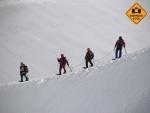 Ledovcový kurz v Chamonix - Mont Blanc
