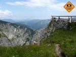 Via Ferraty v údolí Grosses Höllental