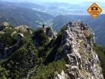 Ďábelská ferrata a romantický hrad Gallenstein