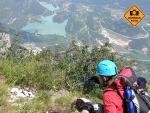 Lezení a via ferraty u jezera Lago di Garda