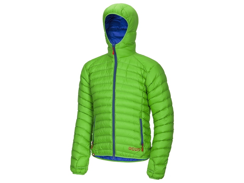 Péřová bunda Tsunami Down Jacket Men