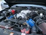Jízda ve voze Ford Mustang Shelby GT500