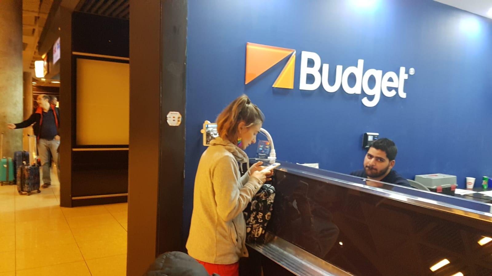 Půjčení auta v Ammanu