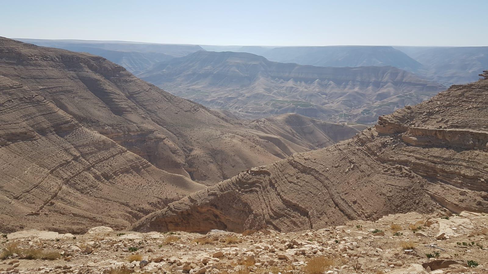 Al Lahun je místní Grand Canyon