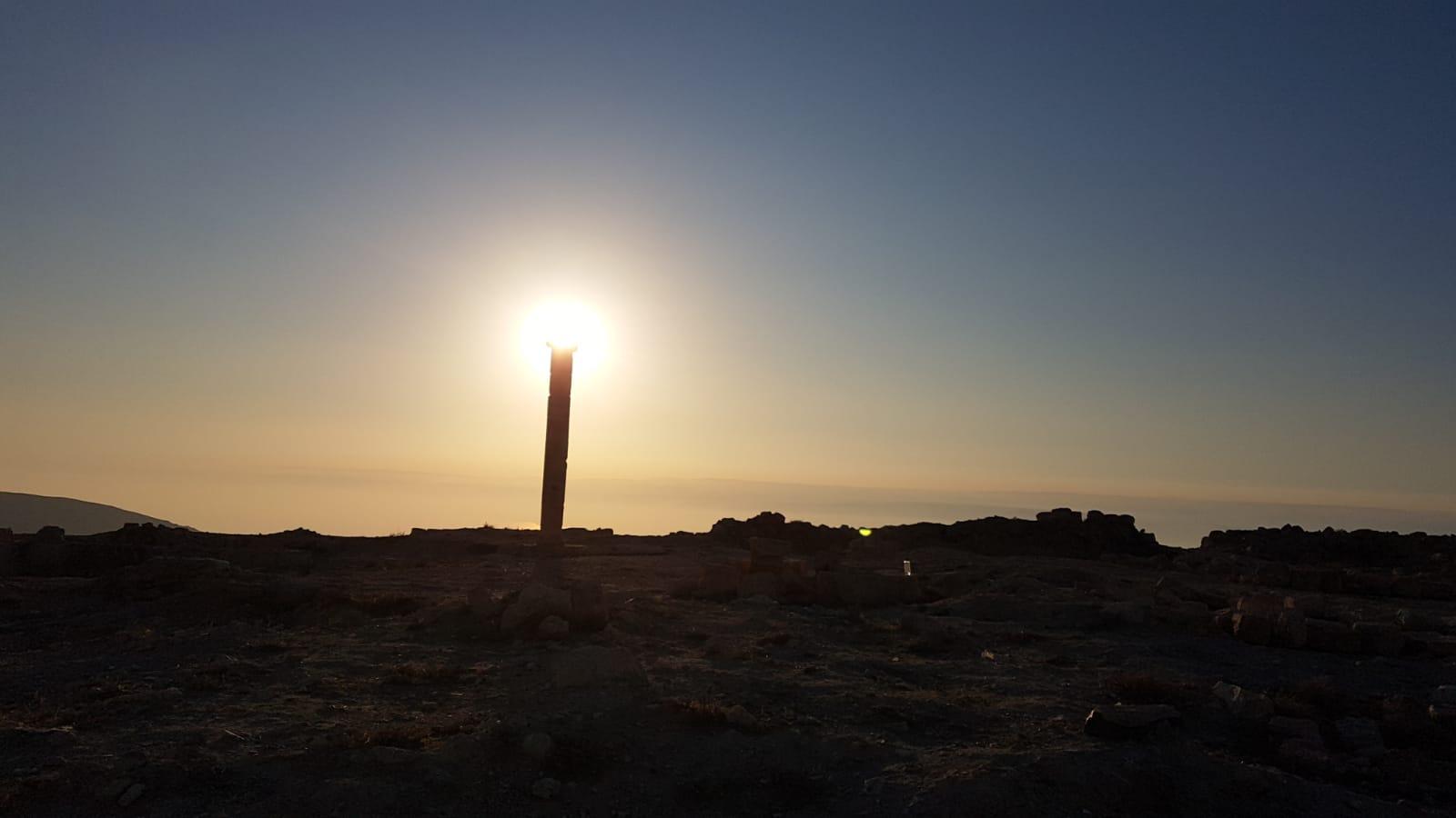 Zřícenina pevnosti Machairús