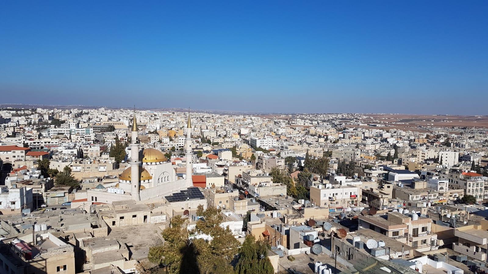Biblické město Mádaby