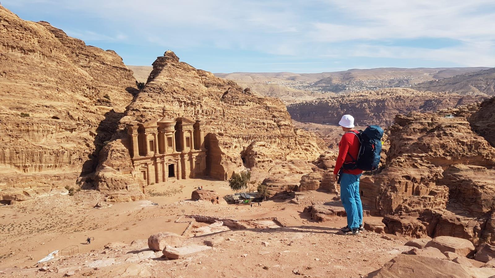 Hrobka Ad-Deir v Petře