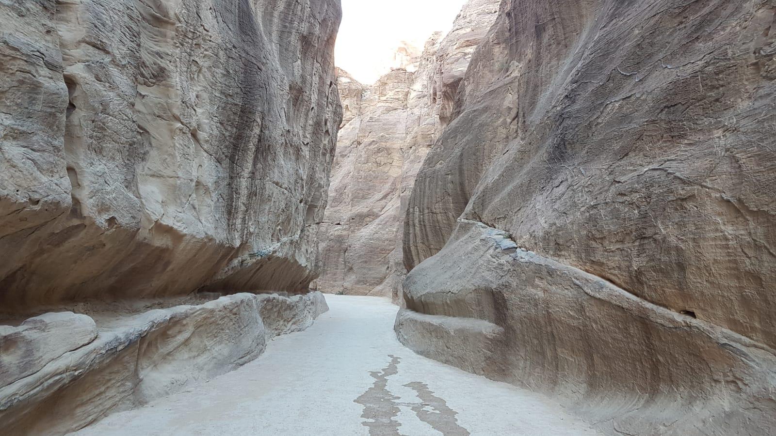 Petra a kaňon Siq