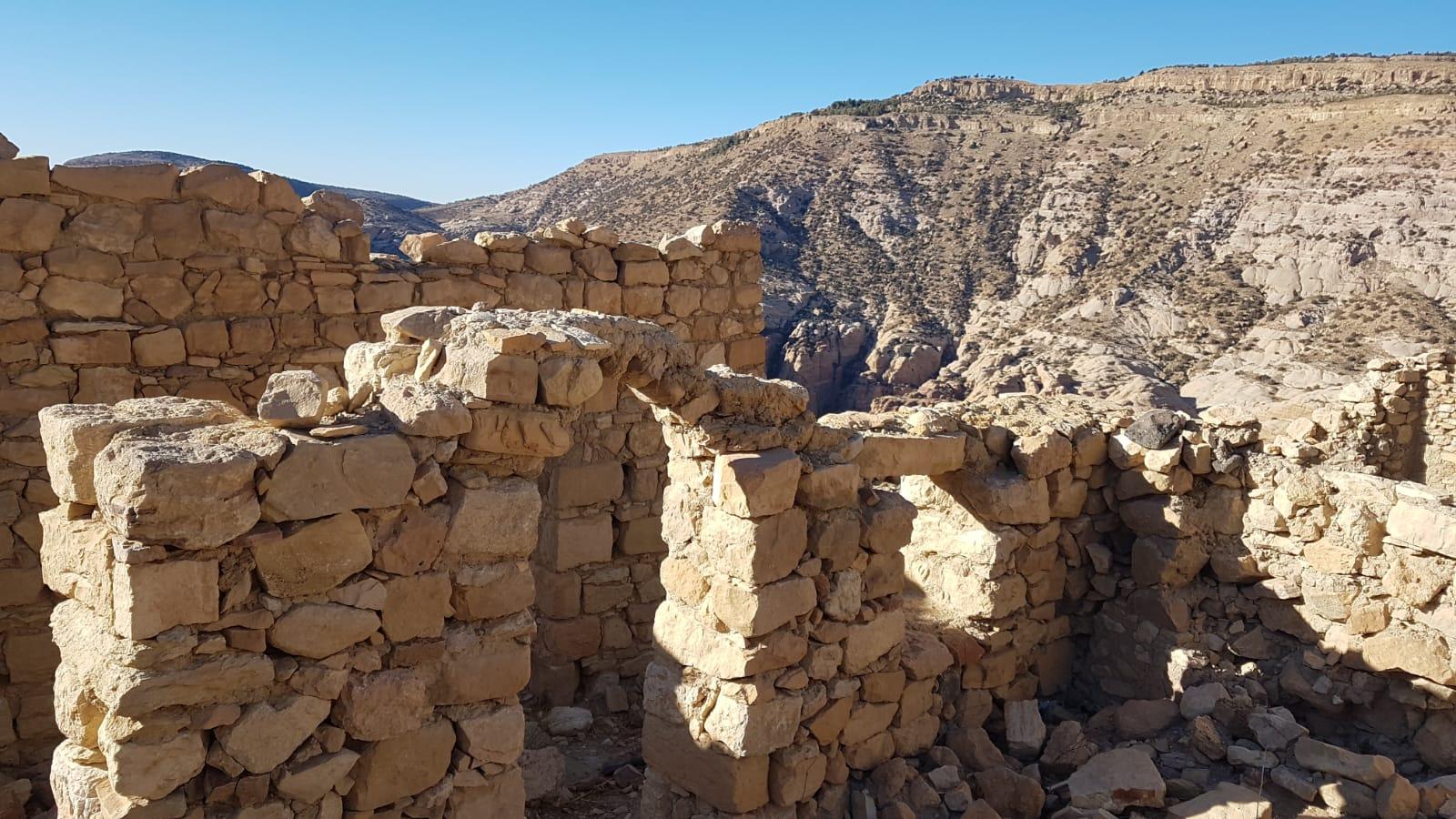 Kamenná vesnice Dána